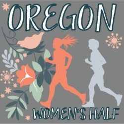 Oregon Womens Half logo