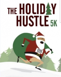 Holiday Hustle 5K & 10K logo