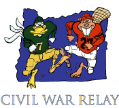 Civil War Relay logo