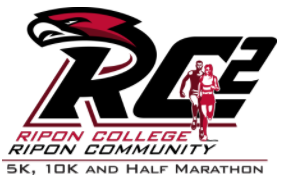 2018 RIPON COLLEGE/RIPON COMMUNITY - RC2 RUN/WALK logo