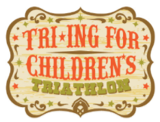 TRI-ING FOR CHILDRENS TRIATHLON - KIDS 2018 logo