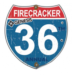 Firecracker Run - 2018 logo