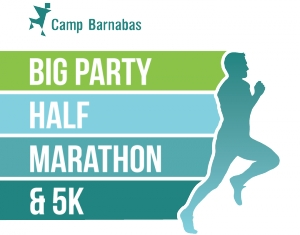 2018 Big Party Half Marathon & 5K logo
