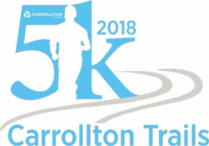 Carrollton Trails 5K logo
