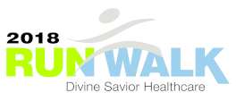 2018 Divine Savior Healthcare Run/Walk logo