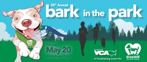 Bark In The Park logo