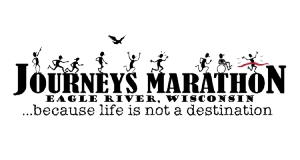 Journeys Marathon - 2018 logo