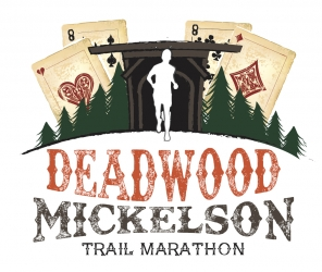 2018 Deadwood - Mickelson Trail Marathon logo