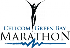 Cellcom Green Bay Marathon 2018 logo