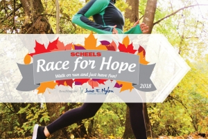 2018 Race for Hope logo