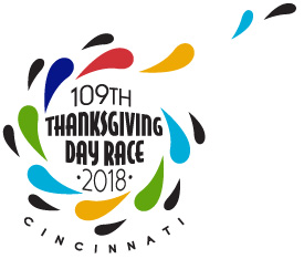 109th Thanksgiving Day Race - 2018 logo