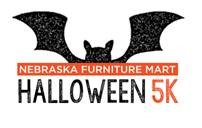 2018 Nebraska Furniture Mart Halloween 5K logo