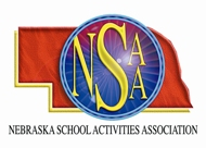 2018 NSAA High School State Cross Country Meet logo