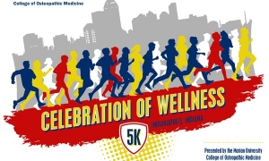 Marian University Celebration of Wellness 5K logo