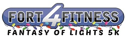 Fantasy of Lights 5K logo