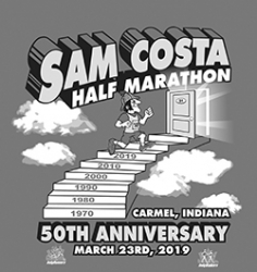 Sam Costa 2019 logo