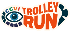 31st Annual CCVI Trolley Run - 2019 logo
