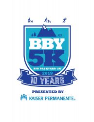 Big Backyard presented by Kaiser Permanente logo