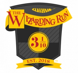 2019 Wizarding Run Kansas City logo