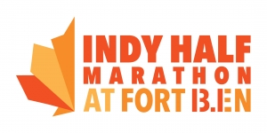 Indy Half Marathon at Fort Ben logo