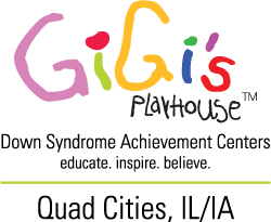 GiGis Playhouse Super Hero Run - 2019 logo