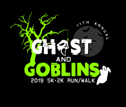 CEF Ghost and Goblins 5K/2K logo