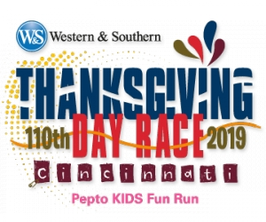 110th Thanksgiving Day Race - 2019 logo