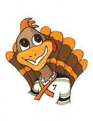 Michael Treinen Foundation 12th Annual Turkey Trot logo