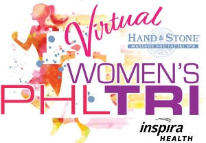 Virtual Womens Philadelphia Triathlon & 5K logo