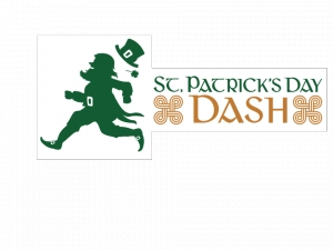 St. Patricks Day Dash - 2021 logo