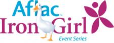 Aflac Iron Girl - Clearwater 2008 logo