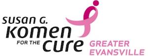 Race for the Cure - Evansville logo