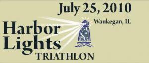 Harbor Lights Triathlon 2010 logo