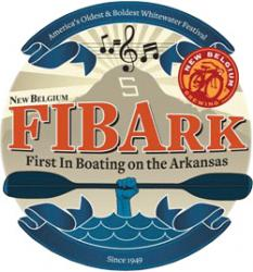 FIBArk Mountain Bike Race logo