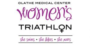 Olathe Medical Center Womens Triathlon--2010 logo