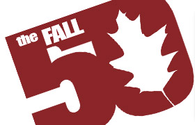 The Fall 50 - 2010 logo