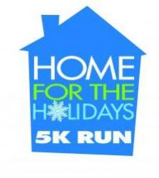 Home for the Holidays 5K logo