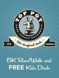 Top Pot Doughnut Dash logo