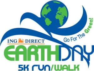 Earth Day 5K- 2011 logo