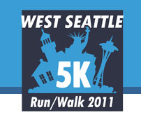 West Seattle 5K logo