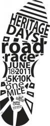 2011 Heritage Days Race logo