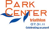 Park Center Triathlon 2011 logo
