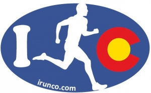 I Run Colorado 5K logo
