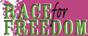 Race for Freedom 5K logo