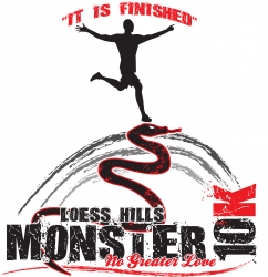 2011 Loess Hills Monster 10K & 5K  logo
