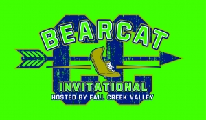 Bearcat XC Invite 2011 logo