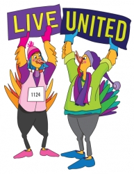 Mile High United Way Turkey Trot logo