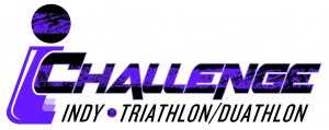 iChallenge Indy Triathlon and Duathlon logo