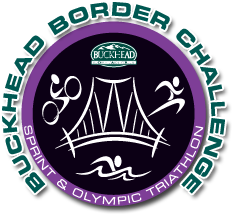 Buckhead Border Challenge Triathlon and Duathlon logo