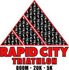 Rapid City Triathlon logo